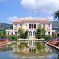 Villa Eprussi de Rotschild